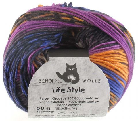 Schoppel-Wolle LIFE STYLE Cleopatra